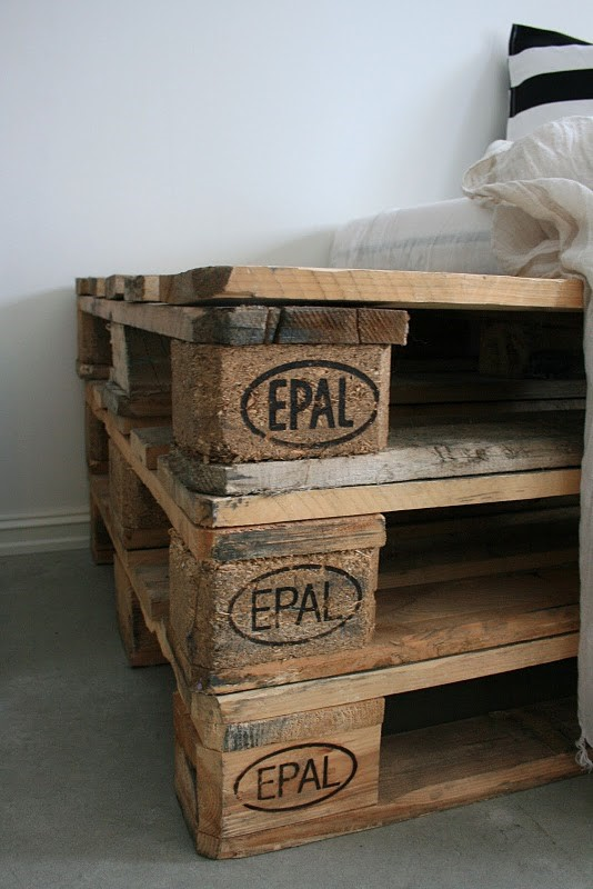 DIY How to make indoor pallet sofa and outdoor via simphome 3