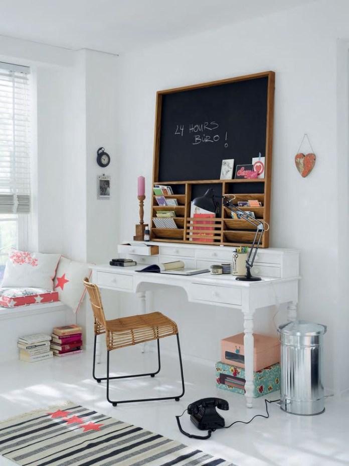 6 Hang a Chalkboard via simphome