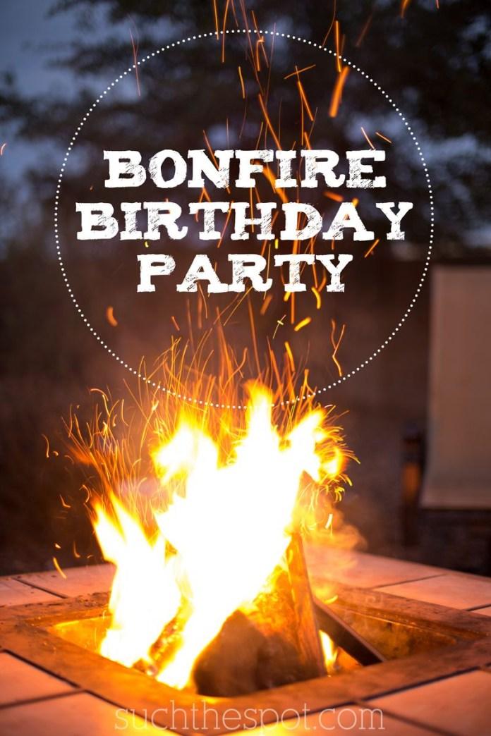1.Bonfire Fire via Simphome.com .