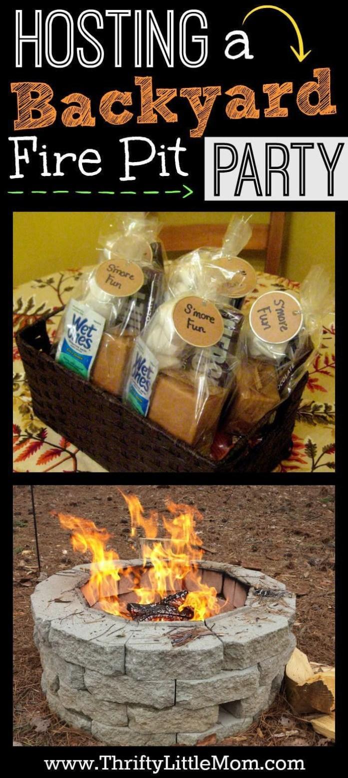 1.It is a bonfire party via Simphome.com