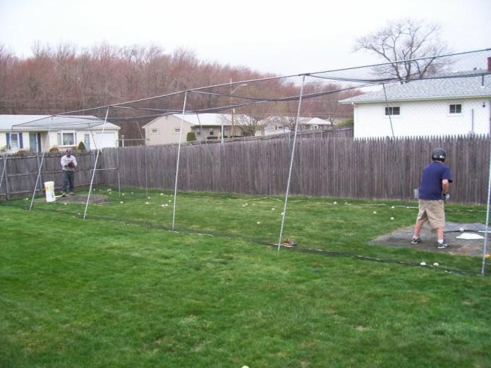 16.backyard batting cages ideas rickyhil outdoor ideas SIMPHOME.COM