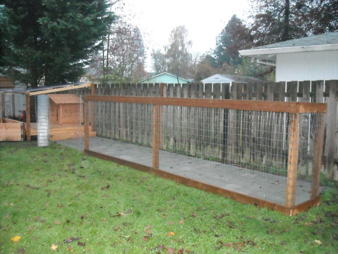 18.dog fencing ideas america backyard dog kennel ideas SIMPHOME.COM
