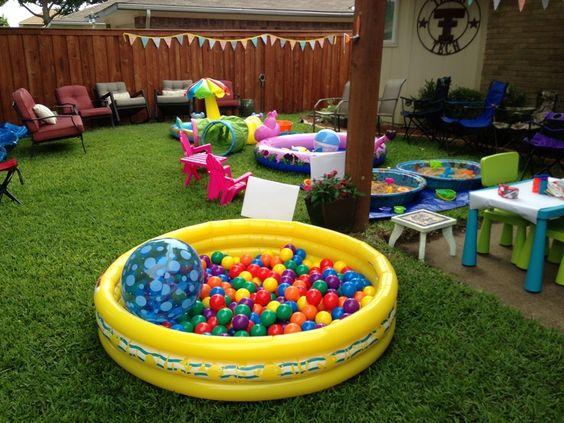 5.Playground Birthday Party via SIMPHOME.COM