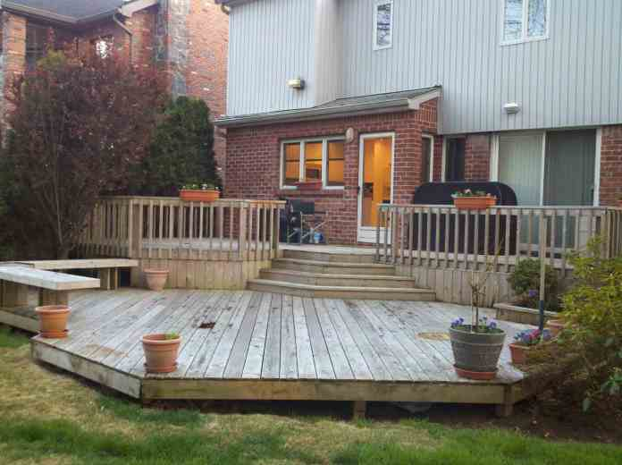 12.SIMPHOME.COM backyard patio ideas on a budget completed with 10 ideas how to makeover cheap backyard deck ideas