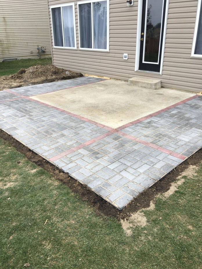 15.SIMPHOME.COM cool way to extend a concrete slab patio house ideas in 2020