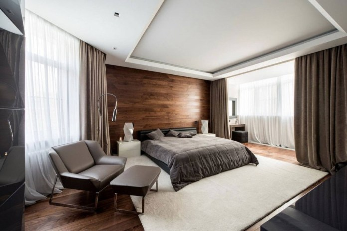 21.SIMPHOME.COM tips and photos for decorating a modern master bedroom