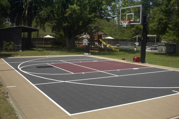 24.SIMPHOME.COM backyard basketball court 1000 43 ideas about backyard basketball