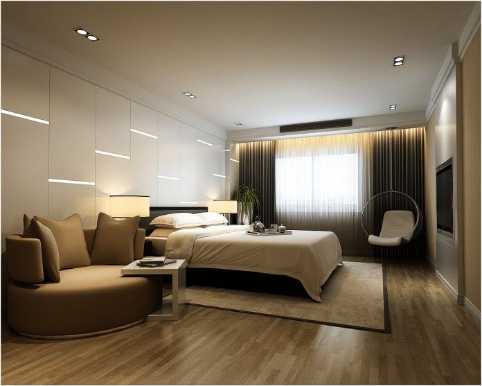 27.SIMPHOME.COM A wow sleek modern master bedroom ideas 2020 photos