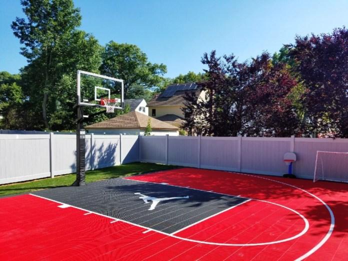30.SIMPHOME.COM understanding the cost of a backyard sport court pro usa