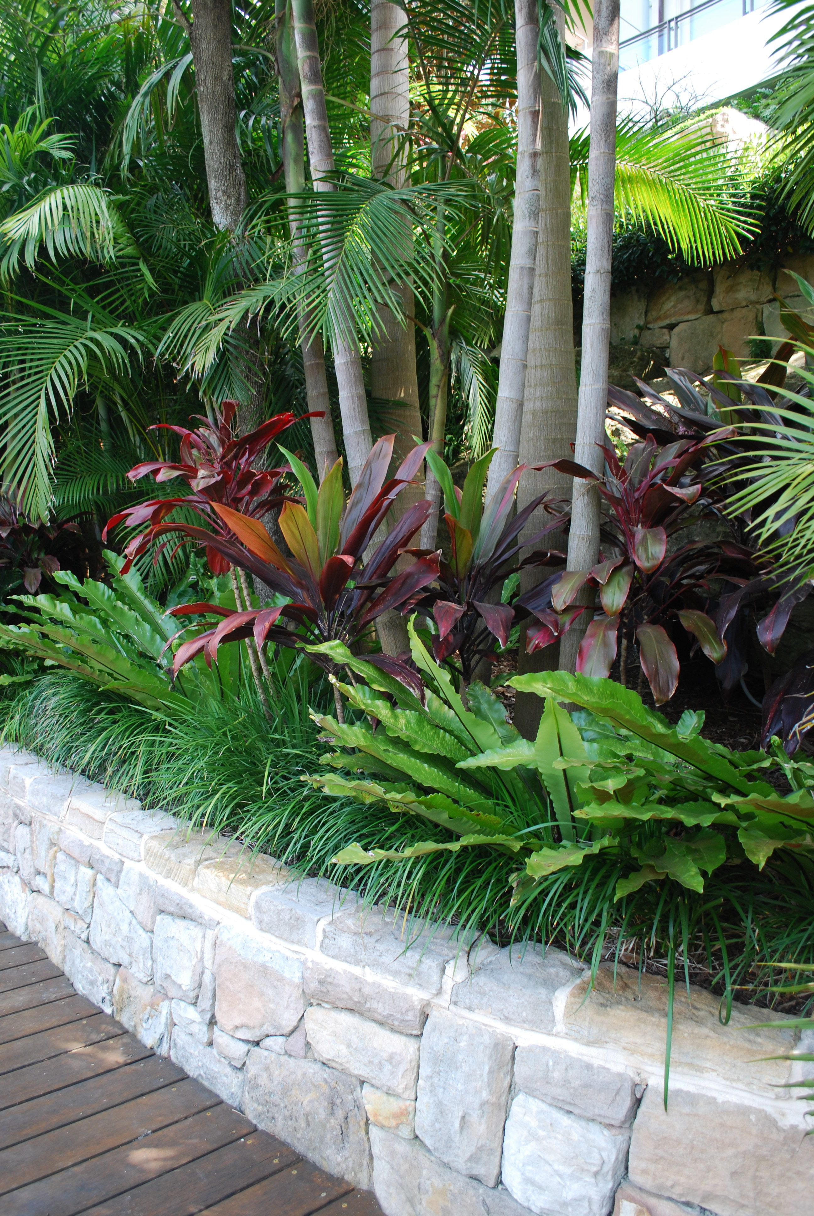 10+ Awesome Ideas How to Make Small Tropical Backyard ... on Tropical Small Backyard Ideas id=86293