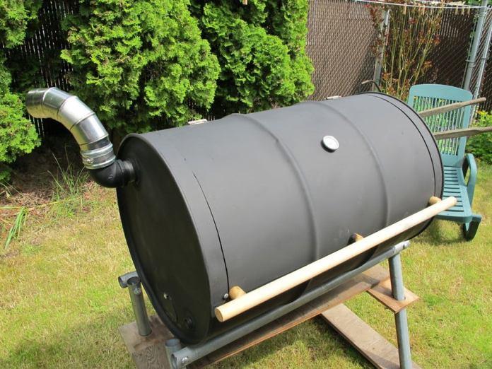 8. Simphome.com Take this BBQ Barrel idea