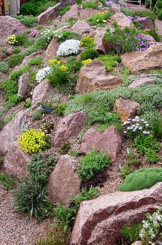 2.Simphome.com Boulders and Pebbles