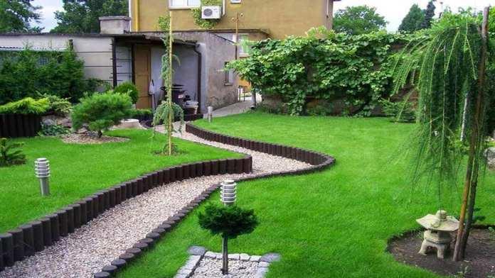 Simphome.com small garden design ideas on a budget inexpensive landscaping within garden design ideas on a budget