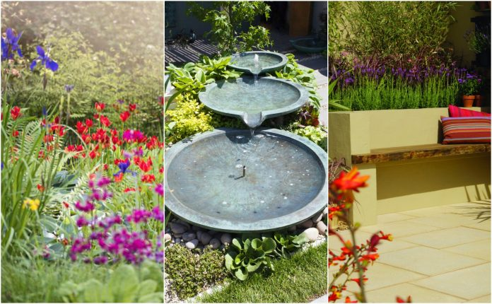 Simphome.com top 10 garden design ideas to make the best of your outdoor space