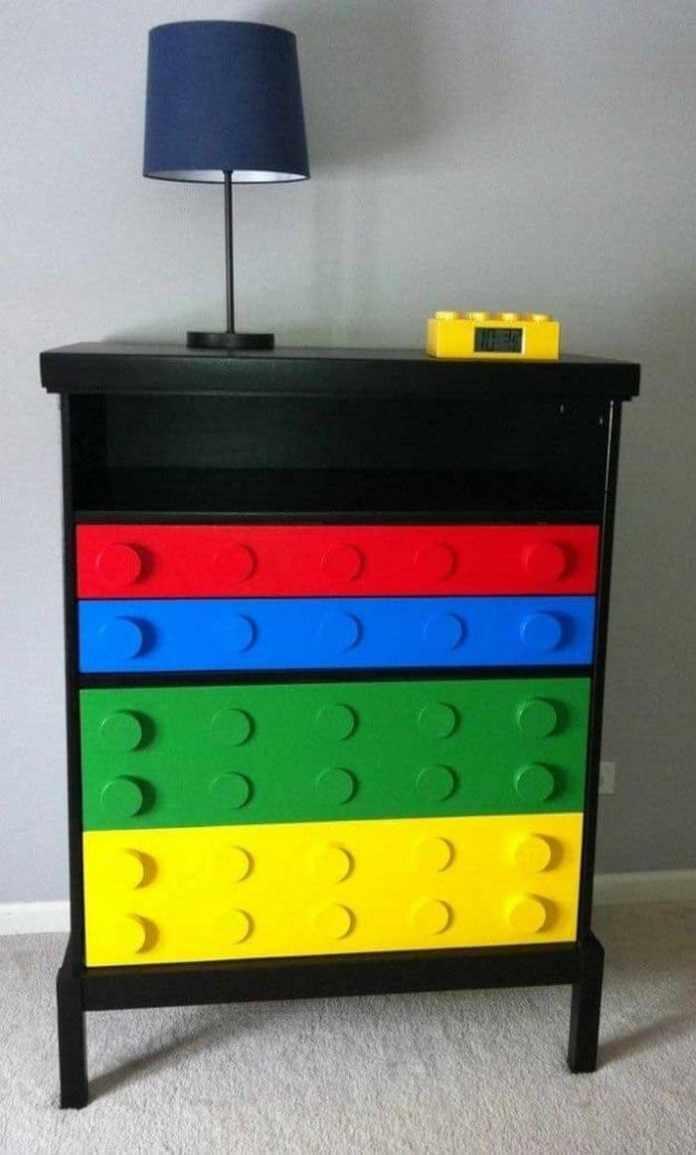 10.Simphome.com Lego Themed 3