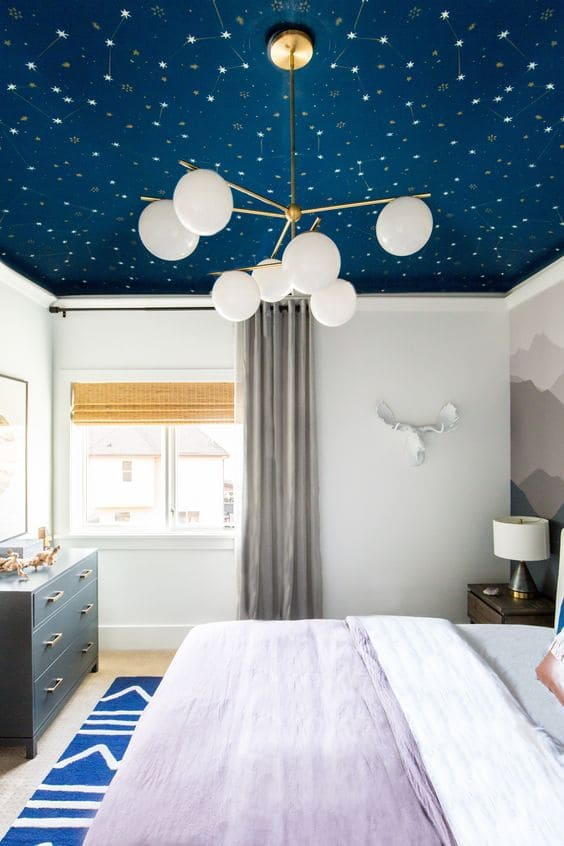 4.Simphome.com Bring Outer Space in the Bedroom 3