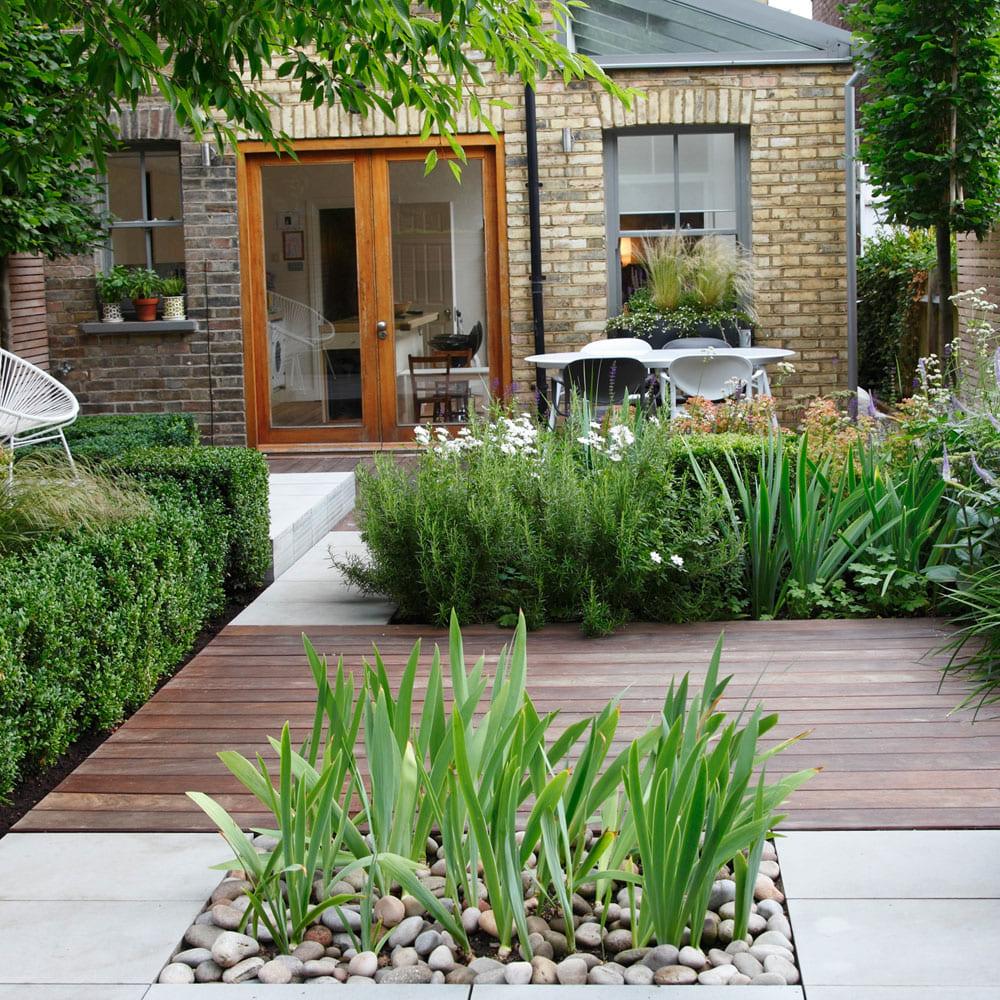 10 Garden Ideas For A Small Yard Simphome