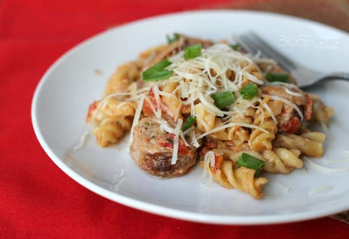 Italian One Pot Pasta