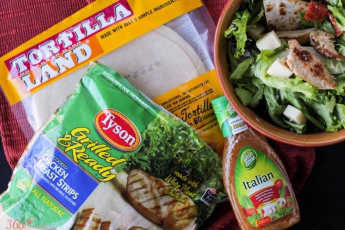 chicken antipasto salad-4