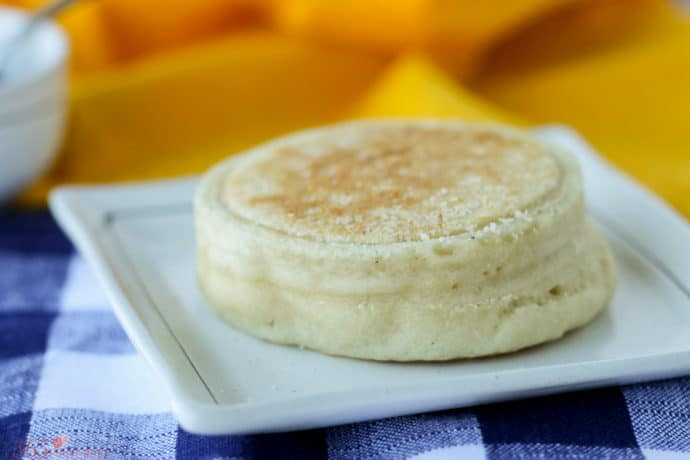 homemade English muffins-7