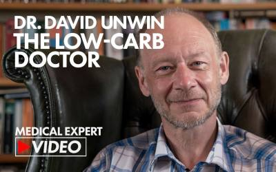 Dr David Unwin, the Low Carb Doctor