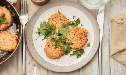 Low-Carb Fish Cakes