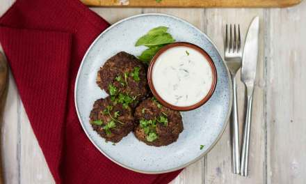 Lamb Kofta Patties