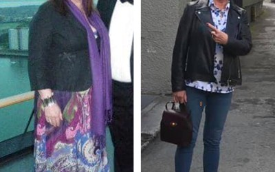 """""""So happy down to 11.3 stone and a size 12″"""