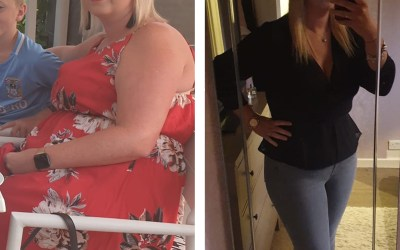 22lbs lost in 90 Days