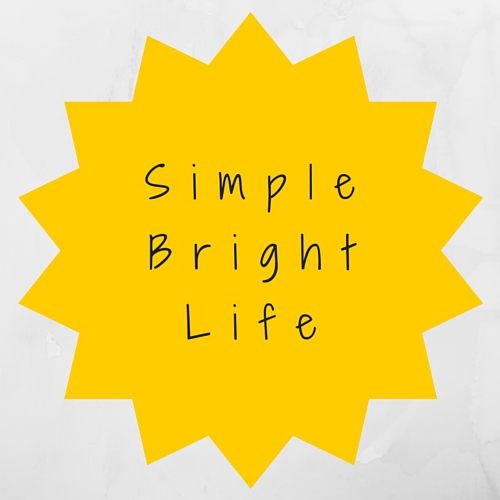 The Simple Bright Life Shop is Open on Etsy!