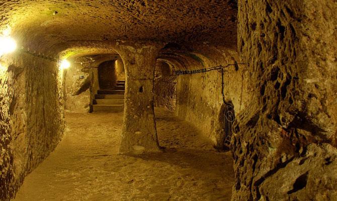 undergournd-tunnels