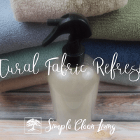 Natural Fabric Refresher