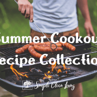 Summer Cookout Recipe Collection