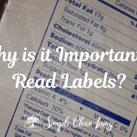 Why Is It Important to Read Labels?