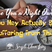 Are You a Night Owl? You May Actually be Suffering from This!