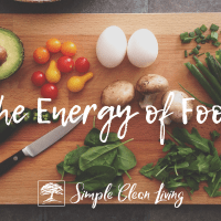 The Energy of Food