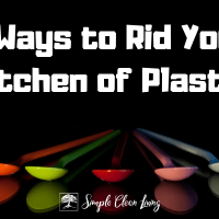9 Ways to Rid Your Kitchen of Plastic
