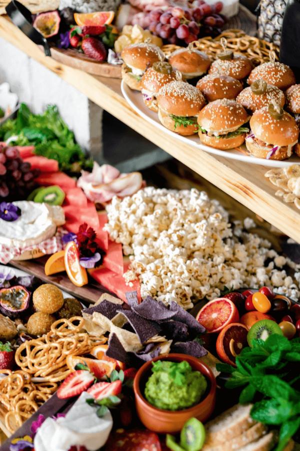 Gold Coast Grazing Platters