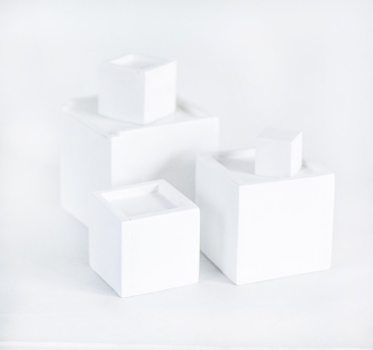 stack blocks in a primer