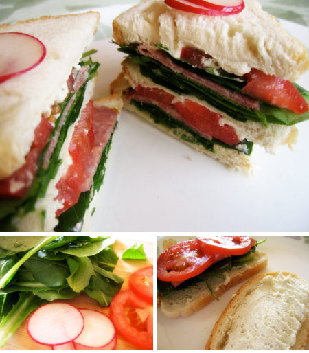 The Perfect Picnic Sandwich