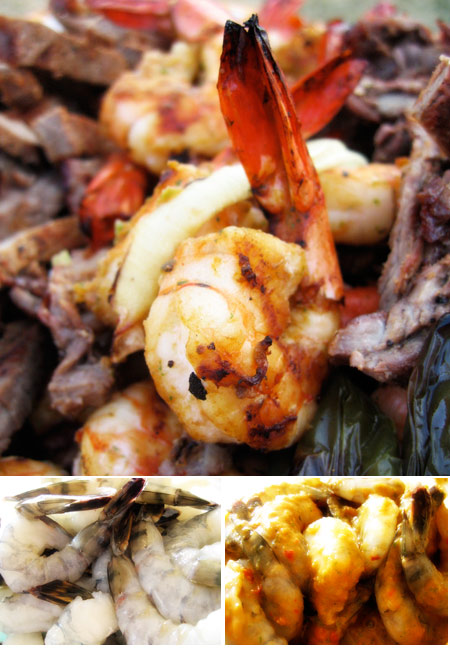 Mexican Shrimp Diablo Recipe