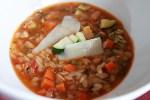 Minestrone - Italian Soup