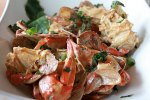 Blue Crab Curry