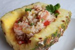 Shrimp and Pineapple Fried Rice Recipe