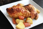 Indian Roasted Chicken Recipe