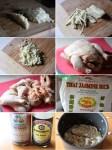 How to make arroz caldo