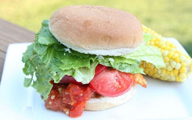 Spicy Burger Relish