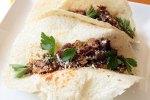 Slow Cooker Carne Guisada Tacos
