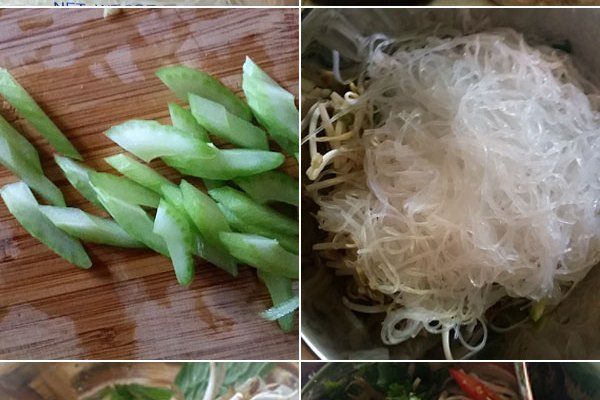 Yum Woon Sen – Thai Noodle Salad
