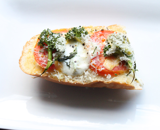 Garden Style French Bread